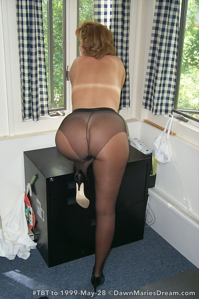 Were visited dawn marie pantyhose opinion