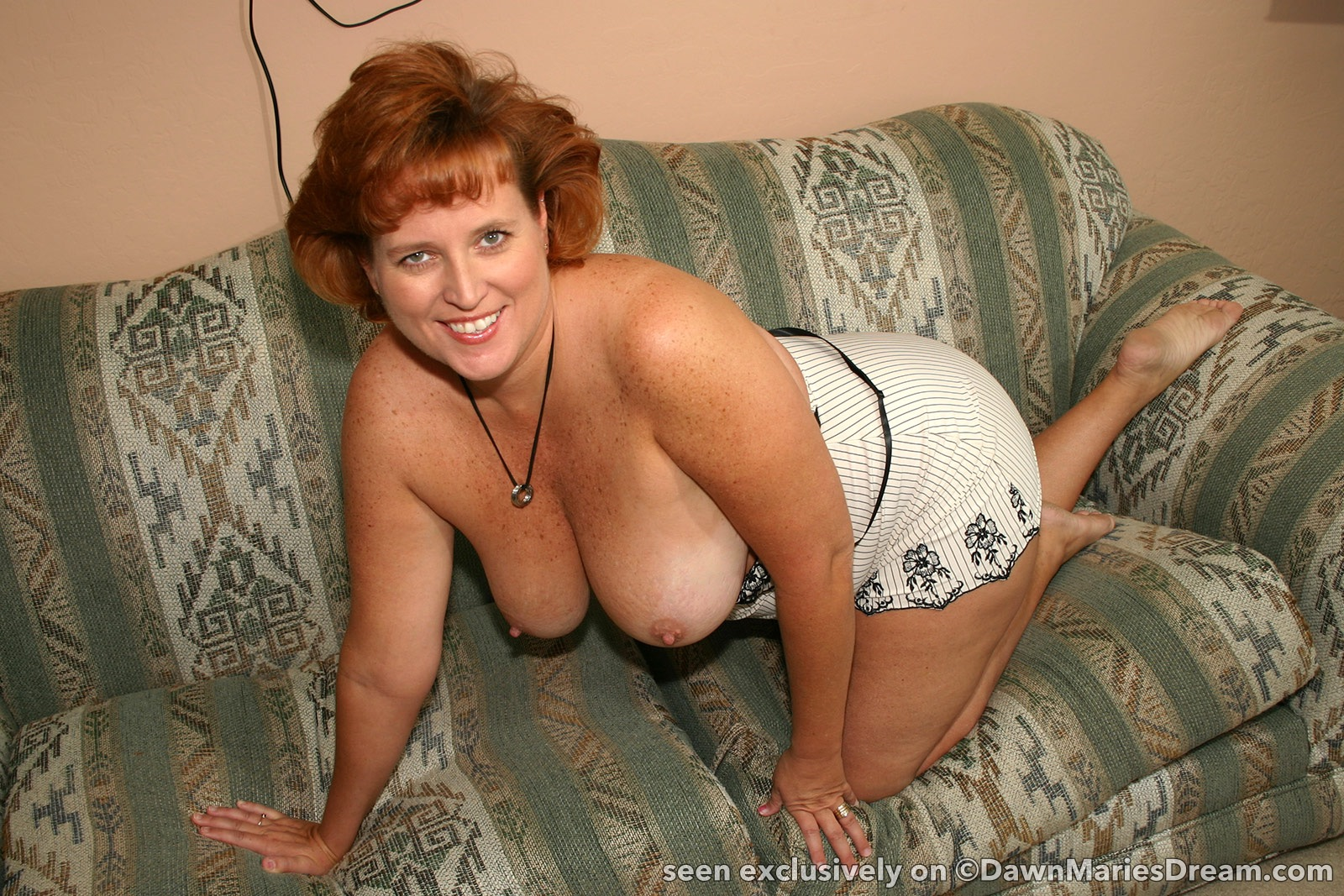 Pity, dawn marie the redhead for