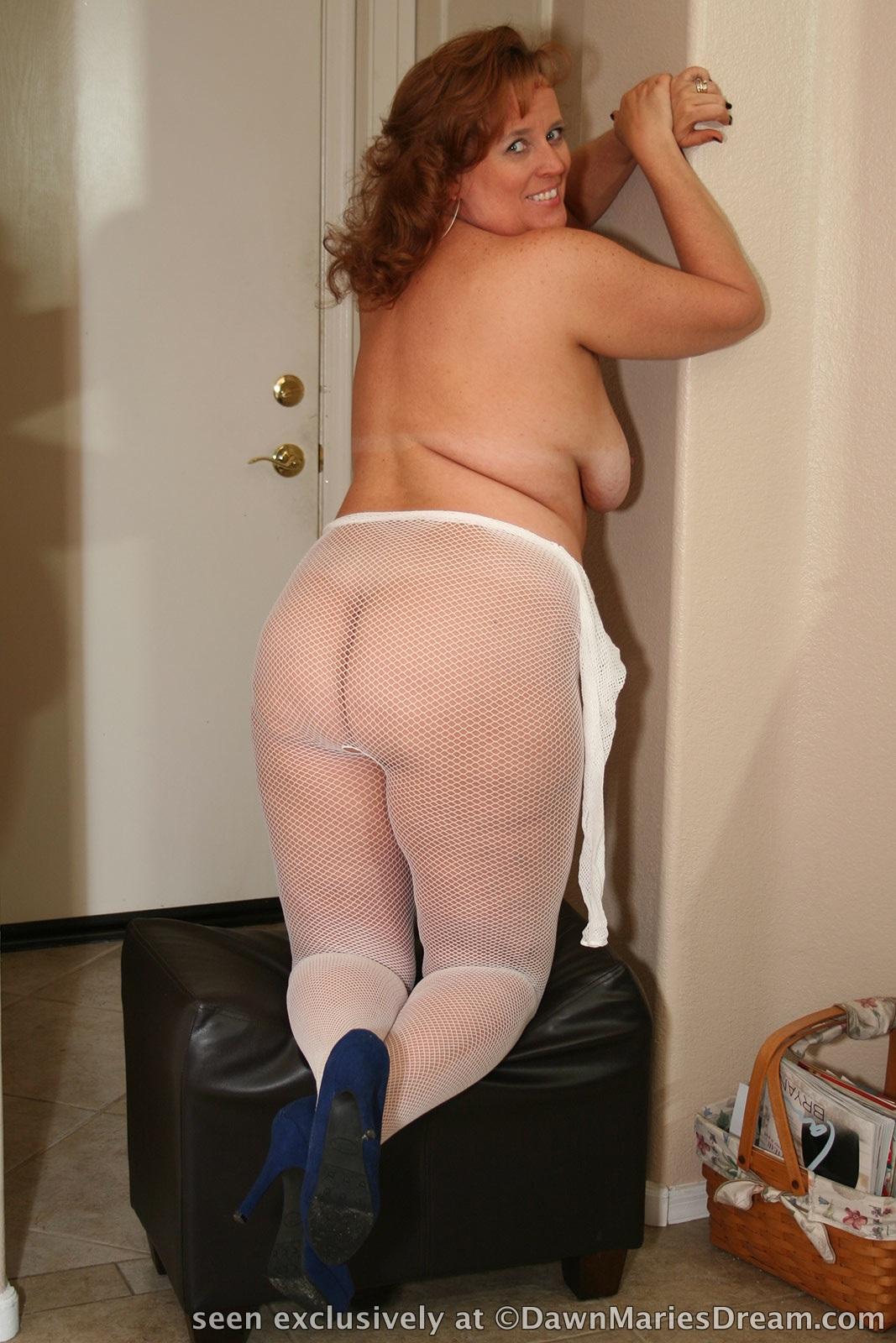 sexy big tit milf dawn marie in a body fishnet body stocking naked at ...: hotgirlhdwallpaper.com/dawn/dawn-maries-dream.html